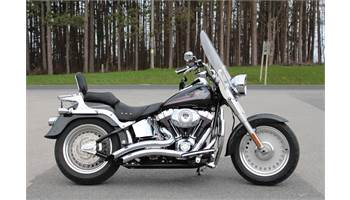 2007 FLSTF SOFTAIL FAT BOY