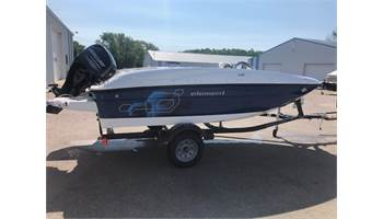 2019 16 Element Deck Boat