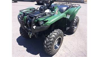 2012 Grizzly 550 FI Auto. 4x4 EPS - Hunter Green
