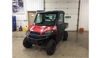2013 RANGER XP 900 EPS Sunset Red LE