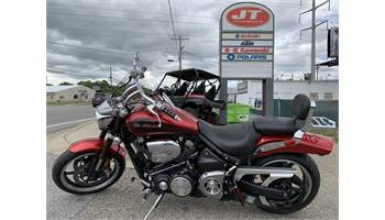 2008 Road Star RED
