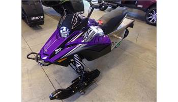 2019 ZR 200 ES Purple