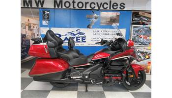 2015 Gold Wing Audio Comfort Navi XM ABS