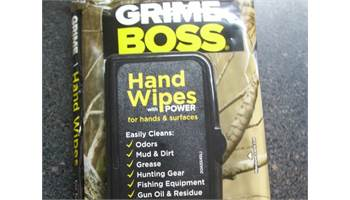 2016 24 Pack Camo Hand Wipes