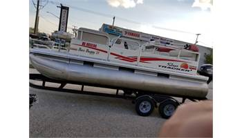 2011 Bass Buggy® 18 Pontoon Boat