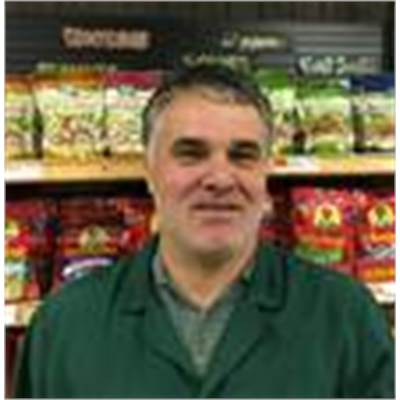 Jeff Call - Co-Store Manager