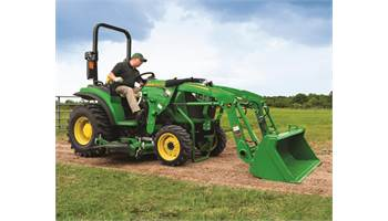 2019 2032R Tractor w/ 220R Loader & 60-in Autoconnect Deck