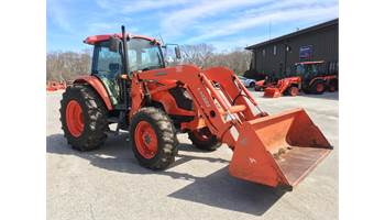 2010 M9540 Deluxe Utility Tractor