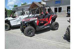 RZR® 900 EPS - Indy Red