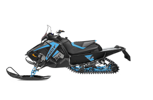 Indy XC 800 black/blue 1.35