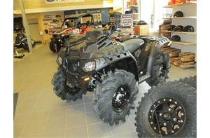 Sportsman® 850 High Lifter Edition - Cruiser Black