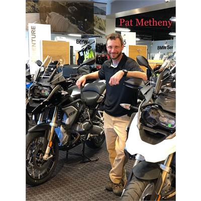Pat Metheny - Sales Associate