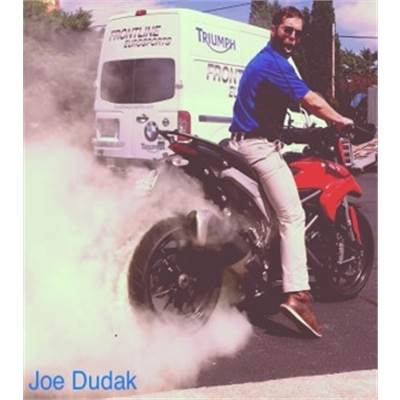 Joe Dudak - Finance Manager