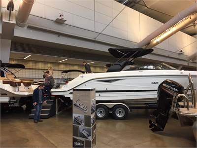 2017 Three Rivers Boat Show