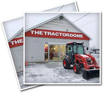 The Tractor Dome