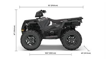2019 SPORTSMAN 570 SP