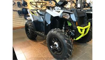 2019 SCRAMBLER 850 GHOST FRAY