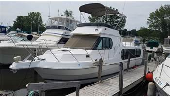 2000 400 Pilothouse Motoryacht