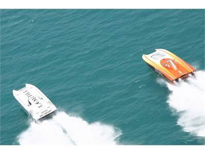 FastBoats on the Super Boat Racing Circuit