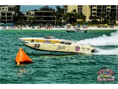 Sailor Jerry/AutoNation Offshore Race Team at Key West Worlds