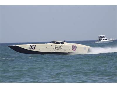 Sailor Jerry-AutoNation Offshore Racing at the Great Lakes Grand Prix