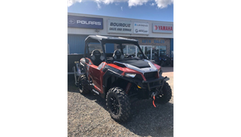 2019 Polaris GENERAL 1000 EPS Deluxe - Orange Rust