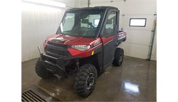 2018 2018 RANGER 1000 XP EPS W/CAB & HEAT