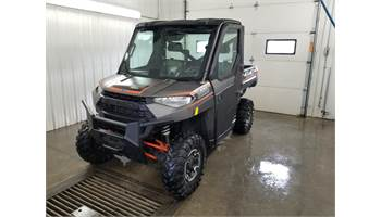 2018 2018 RANGER XP 1000 EPS W/CAB & HEAT
