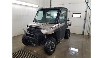 2018 2018 RANGER 1000 XP EPS W/ CAB & HEAT
