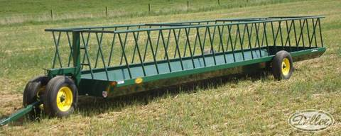 Cattle Silage Feeder Wagons