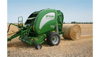 V660 – Variable Chamber Round Baler – Belt Baler