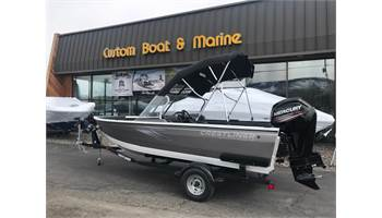 2019 1650 Fish Hawk SE WT w/ 90HP