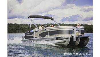 2019 ZLX220 FISH & CRUISE - BLUE/BLACK