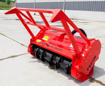 2019 Mulching Attachments for Skid Steers