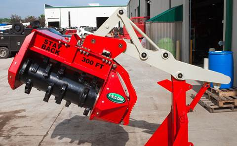 2019 Mulching Attachments for Excavators