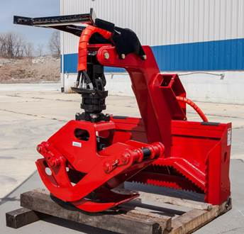 2019 Grapple for Skid Steers