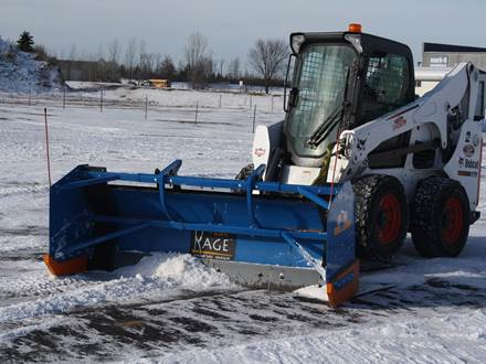 2019 SBK144 - 12 foot Blade and Box Plow System