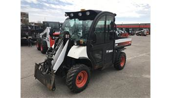 2011 5600 Toolcat Utility Work Machine