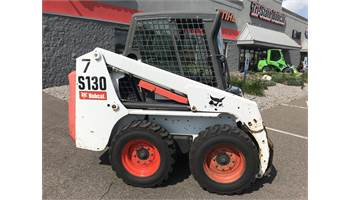 2011 S130 Skid-Steer Loader