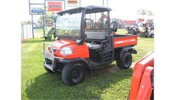 2007 RTV900 Worksite Utility Vehicle