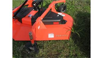 "2018 FDR1672 72"" REAR DISCHARGE ROTARY MOWER"