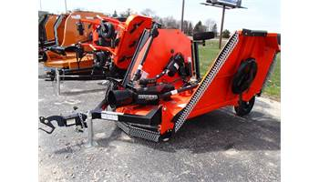 2017 RC2512 12' ORANGE 2 FOLD CUTTER