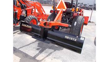 2015 RB1572 LAND PRIDE REAR BLADE 15 SERIES