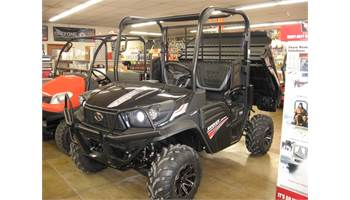 2018 RTV-XG850SL-AS SIDEKICK UTILITY VEHICLE-BLACK