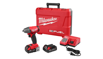 "M18 FUEL™ 3/8"" Compact Impact Wrench w/ Friction Ring Kit - CP Batteries"