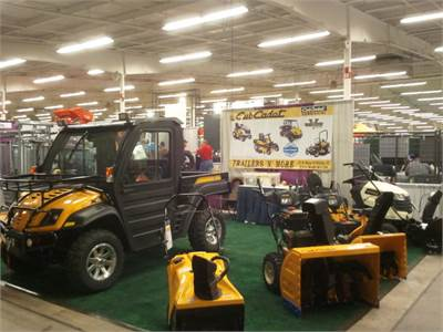 Wichita Farm & Ranch Show 2011