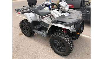 2018 Sportsman® Touring 570 SP - Turbo Silver
