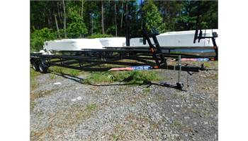 2019 24ft Pontoon Trailer with Brakes
