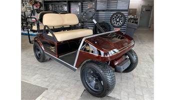 Custom Re-manufactured Club Car DS