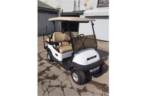 Precedent 4 Seater Gas Golf Car
